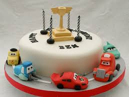 Cars Birthday Cakes For Boys Healthy Food Galerry
