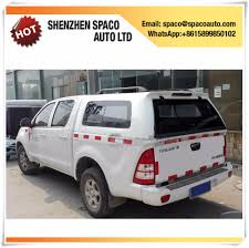 China Canopy For Pickup China Canopy For Pickup Manufacturers And
