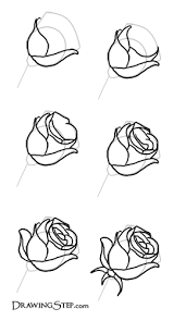 real sketched drawings pinned by simplenailarttips tutorials nail art design ideas how to draw roses