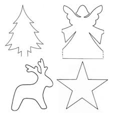 Your Free Christmas Template Collection Christmas Craft