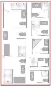 Best 12 Bathroom Layout Design Ideas