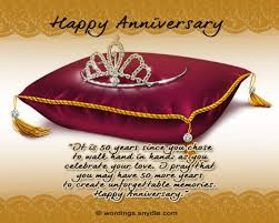 50th wedding anniversary messages wordings and messages Wedding Anniversary Message 50th anniversary wishes \u201c wedding anniversary messages for husband
