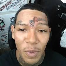 11 доказательств того что тату на лице плохая идея Snatchnews