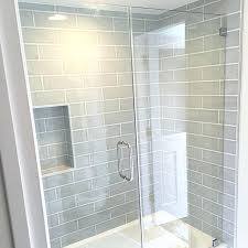 interior nice gray shower tile with faucet for grey subway ideas white and best showers on