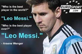 Lionel Messi Quotes Best 48 Years Of Messi The Greatest Quotes About Lionel Messi All In