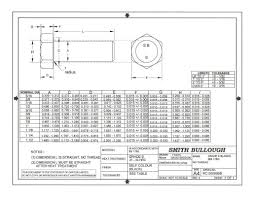 Bsf Thread Sizes Chart Technical Information Thomas Smith Fasteners