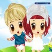 play twin baby boy and dressup game