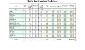 How To Create An Inventory Spreadsheet In Excel Product Spreadsheet Product Inventory Spreadsheet Sample Product