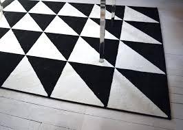 ikea black and white rug ikea black and white outdoor rug