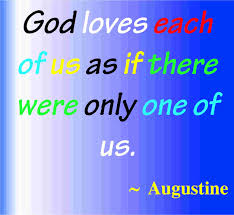 Love Quotes From The Bible Impressive 48 Inspirational Bible Verses About God's Love