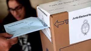 Resultado de imagen para urnas santiagueñas