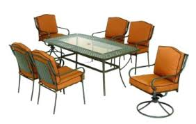 home depot wicker furniture. Unique Martha Stewart Outdoor Wicker Furniture Or Home Depot Living 7 Piece Patio Dining Set Shipped 53 Replacement Cushions For