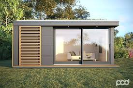 outdoor office shed. Garden Office Pods Fab Pod Space Getaways Shed Outdoor .