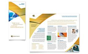 3 column brochure 3 column brochure template csoforum info