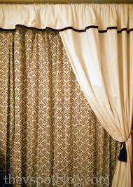 Diy No Sew Curtains How To Make A No Sew Shower Curtain Aka I Have A Close Personal