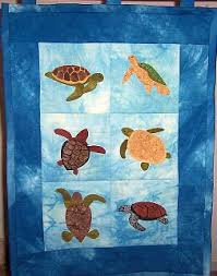 Sundrop Designs - quilt patterns and applique block patterns ... & sea turtle quilt Adamdwight.com