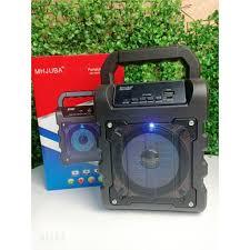 Loa Kẹo Kéo Karaoke Bluetooth Mini MH-33bt VÀ MH-59BT - Tiện lợi - Âm to -  Cực đã - Giá Sốc 24h
