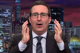 "Thomas Jefferson never said that!"": John Oliver shames Clinton ... via Relatably.com"