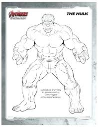 The Avengers Coloring Pages Marvels The Avengers Coloring Pages Free