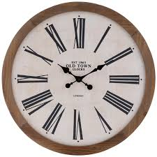 old town wood wall clock hobby lobby