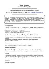 Writing A Cv Key Achievements Professional Cv Writing