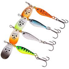 2019 <b>SEAPESCA</b> New <b>Minnow</b> Spinner <b>Bait</b> Metal Spoon Wobblers ...