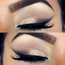 black gold would look nice with my leopard costume with gold eye makeupbeauty