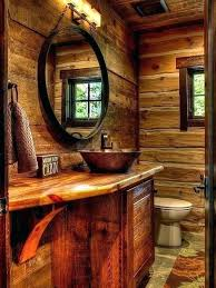 Log Cabin Bathroom Remarkable Log Cabin Bathroom Designs Cabin Bathroom  Decor Cabin Bathroom Decor Log Cabin . Log Cabin Bathroom ...