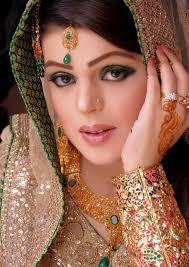 beautiful stani bridal eye makeup saubhaya makeup
