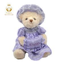 1PCS <b>25CM</b> Creative Teddy <b>Bear</b> Plush Stuffed Doll, <b>Cute</b> Teddy ...