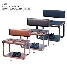 luggage rack for bedroom new s luxury hotel wooden vintage uk bed suitcase rack