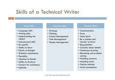 Technical Writing | Pinterest | Technical Writing, Technical ...