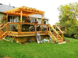 outdoor ideas backyard decks ideas for small yards of with deck pictures designs and outdoor