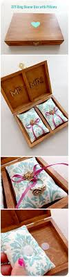 21 diy ring boxes that will beautify and add romance to a special moment homesthetics design
