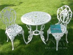 iron chair indoor or gorgeous white metal outdoor furniture patio chairs wrought garden melbourne beautiful vintage