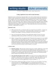 high school personal statement essay examples high school high  personal statement essay examples for college personal college essay personal statement sample essays for cover