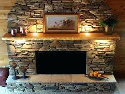 fireplace stone installation installing and making