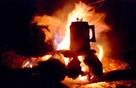 This takes 10 to 15 minutes on our camp stove on high heat. Campfire Coffee Ten Ways To Get Your Fix Montana Hunting And Fishing Information