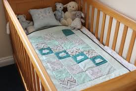 How to Make a Baby Quilt - Hobbycraft Blog & How to Make a Baby Quilt #quilting #baby #beginner #charmpack Adamdwight.com