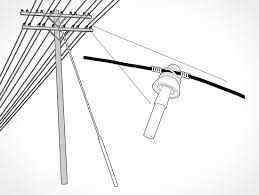 2 mechanical electrical large size guy wire electrical pole stability post vector eps characteristics of
