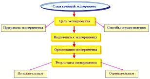 Психологическая характеристика следственного эксперимента  По структуре и характеру организации следственный эксперимент относится к наиболее сложным следственным действиям Поэтому прежде чем решать вопрос о его