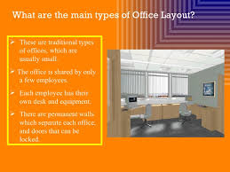 shared office layout. The Working Environment Office Layout Standard Grade Administration; 2. Shared
