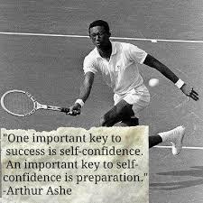 Arthur Ashe Quotes Inspiration Arthur Ashe POST Pinterest Arthur Ashe Tennis And Tennis Quotes