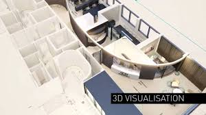Interior design office layout Blueprint Thesynergistsorg Office Design Process From Concept To 3d Youtube
