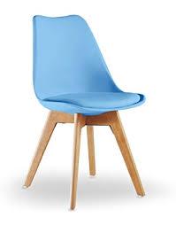 p n homewares lorenzo tulip chair plastic wood dsw retro dining chairs white black grey red