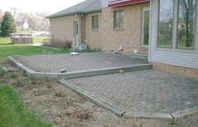 Raised paver patio Suggestion How To Build Raised Paver Patio Raised Patio Installation Do Patio Ideas Medium Size Raised Amountofcaffeineincoffeeinfo How To Build Raised Paver Patio Amountofcaffeineincoffeeinfo
