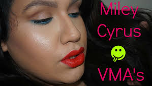 mac viva glam miley cyrus 2 vma s makeup tutorial get to know me you