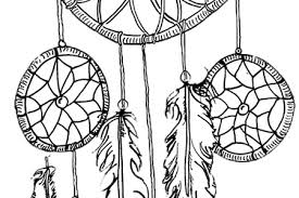 Black And White Dream Catcher Tumblr Beauteous Collection Of Free Zentangle Drawing Dreamcatcher Download On UbiSafe