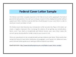 federal government cover letters resumes for federal jobs yuriewalter me
