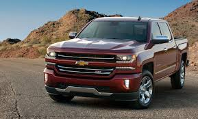 Chevy shows updated 2016 Silverado, the new face of strong - ChevyTV